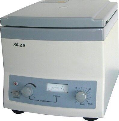 Centrifuge 80-2b Medical Laboratory 110v 4000 Rmin 12x20ml Centrifuge