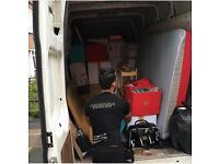 CHEAP RATES START AT £20. HOUSE REMOVAL MAN & VAN HOME MOVER EBAY DELIVERY RUBBISH CLEARANCE