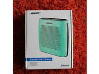 Bose SoundLink speakers mint- brand new in box
