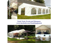 Marquee for BBQ's, birthday parties, get together's, weddings, craft fairs. Stay out the rain!!