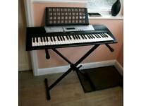 Yamaha YPT-2000 Keyboard & Accessories