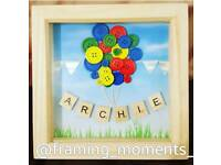 Personalised frames/gift