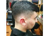 Barber looking for work