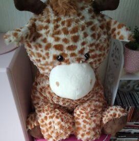 Large Argos Giraffe Soft Toy (New unwanted gift!)