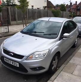 Ford Focus automatic 1.6 2008