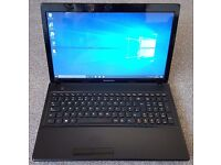 "Lenovo G585 15.6"" Laptop, Windows 10, great Condition"