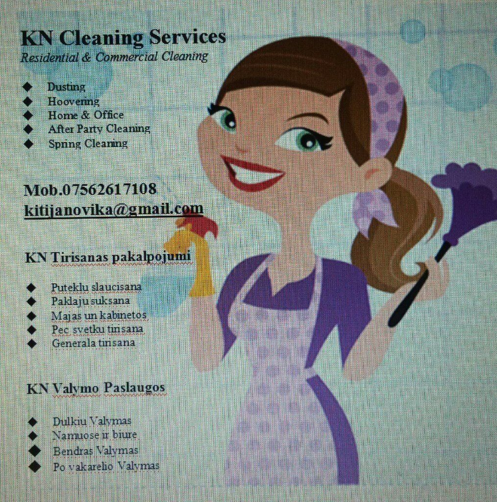 Residential and Comercial Cleaning