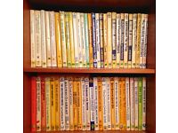 56 x 'Billy Bunter at Greyfriars School' Hardback books by Frank Richards