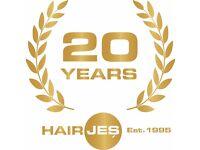 hair stylist, hairdresser, junior, apprentice,