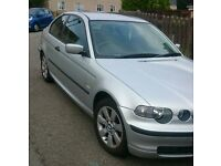 BMW 318se compact