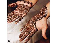 Henna Artist - London + Surrey