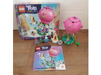 JOBLOT: Lego Trolls & 3 x Soft Toys