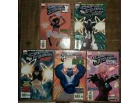 Captain Universe Marvel Comics