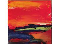 paintings by American artist