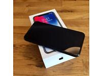 As new iPhone X 64gb unlocked boxed with warranty