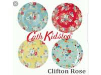 Cath kidston plates