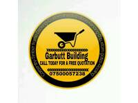 Garbutt Building • Carpentry & Building • Decking • Timber frame • Roofing • Door fitting.