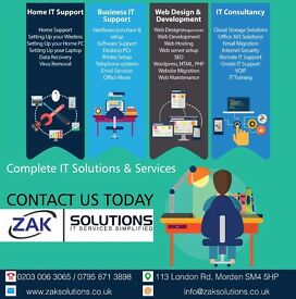 *Web Development* *IT Support for Home & Business* *Business IT Setup* *Email* *SEO*