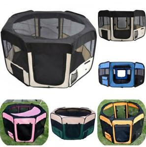 "SALE @ WWW.BETEL.CA || 30"" - 49"" Foldable, Portable, Washable Dog Puppy Pet Playpens 