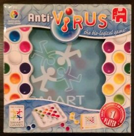 Smart Games 'Anti-Virus' The Bio-Logical Game (boxed)