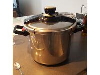 Pressure Cooker 10 Litres Seb Clipso