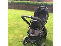Icandy pushchair / Buggy I Candy peach