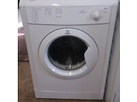 £100 Indesit Vented Tumble Dryer – 6 Months Warranty