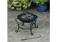 Boston Style Garden Fire Pit 🔥