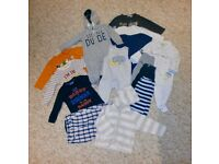 baby boys bundle for 6-9 months