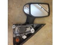 Ford Transit, Left Hand Passenger Side, Near Side, Wing Mirror.