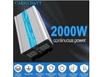 Carrybatt Power Inverter