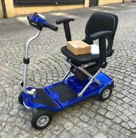 Mobility Scooter remote Folding