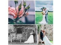 Wedding Photographer with creative and natural style