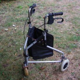 Mobility Three Wheel Walker
