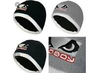 Mma martial arts boxing gym training beanies winter