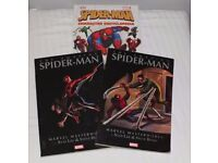 SPIDERMAN - MARVEL COMICS and BOOK COLLECTION
