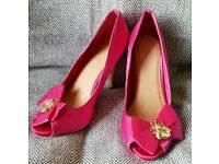 Exclusive Kate Appleby high heels