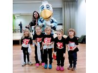 Animal Fu is much more than a children's exercise class !