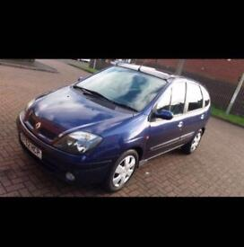 Renault scenic Automatic.2002 cheap runner