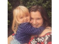 Experienced English Live-out Nanny available