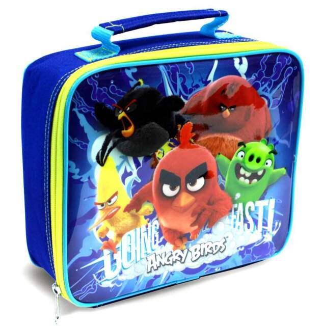 Angry Birds Movie Lunch Bag/Box | Angry Birds Lunchbox