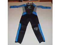 Kids wetsuit - X-Small (suit 5-6 year old)