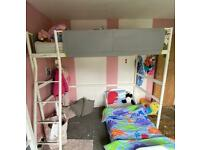 Vitval IKEA loft bed / high sleeper