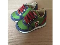 Baby Boy/Girl Shoes. Size 2 (New)