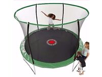 New in box 10ft trampoline no enclosure