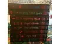 Morganville book series 1-8