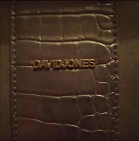 *BRAND NEW* David Jones Navy/dark blue bag