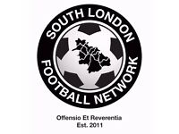 JOIN THE SOUTH LONDON FOOTBALL NETWORK, FIND FOOTBALL IN LONDON, PLAY SOCCER IN LONDON, PICK UP