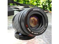 Sony Minolta AF 80 200 zoom