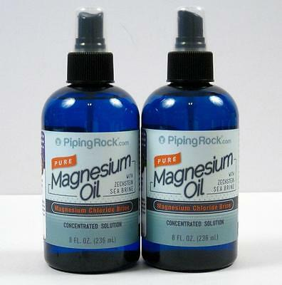 Pure Magnesium Oil Zechstein Seabed Chloride Ancient Mine...